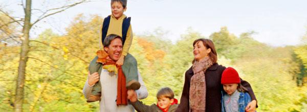 Versicherung Patchwork-Familien